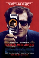 Le redoutable - Movie Poster (xs thumbnail)