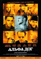 Alpha Dog - Russian Movie Poster (xs thumbnail)