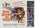 Five Gates to Hell - Movie Poster (xs thumbnail)