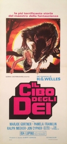 The Food of the Gods - Italian Movie Poster (xs thumbnail)