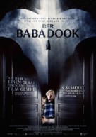 The Babadook - German Movie Poster (xs thumbnail)