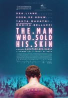 The Man Who Sold His Skin - Belgian Movie Poster (xs thumbnail)