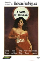 A Dama do Lotação - Brazilian DVD movie cover (xs thumbnail)