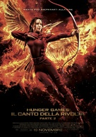 The Hunger Games: Mockingjay - Part 2 - Italian Movie Poster (xs thumbnail)