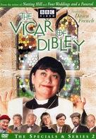 """The Vicar of Dibley"" - DVD movie cover (xs thumbnail)"