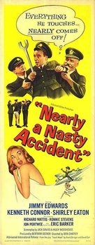 Nearly a Nasty Accident - Movie Poster (xs thumbnail)