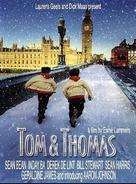 Tom & Thomas - British poster (xs thumbnail)