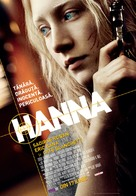 Hanna - Romanian Movie Poster (xs thumbnail)