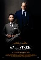 Wall Street: Money Never Sleeps - Polish Movie Poster (xs thumbnail)