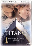 Titanic - German DVD movie cover (xs thumbnail)