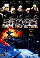 """Space: Above and Beyond"" - DVD cover (xs thumbnail)"