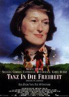 Dancing at Lughnasa - German Movie Poster (xs thumbnail)