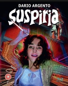 Suspiria - British Blu-Ray movie cover (xs thumbnail)