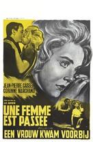 Nunca pasa nada - Belgian Movie Poster (xs thumbnail)