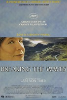 Breaking the Waves - Movie Poster (xs thumbnail)