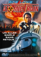 Atomic Train - French DVD movie cover (xs thumbnail)