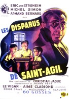 Les disparus de Saint-Agil - French Movie Poster (xs thumbnail)