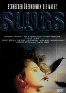 Slugs, muerte viscosa - German DVD movie cover (xs thumbnail)