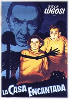 Ghosts on the Loose - Spanish Movie Poster (xs thumbnail)