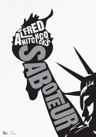 Saboteur - DVD movie cover (xs thumbnail)