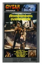 The Aftermath - Danish VHS cover (xs thumbnail)