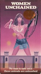 Women Unchained - VHS cover (xs thumbnail)