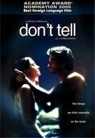 Don't Tell - poster (xs thumbnail)