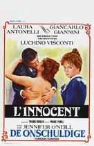 L'innocente - Belgian Movie Poster (xs thumbnail)