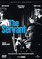 The Servant - DVD cover (xs thumbnail)