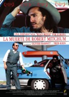 Robert Mitchum est mort - Spanish Movie Poster (xs thumbnail)