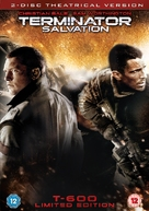 Terminator Salvation - British Movie Cover (xs thumbnail)