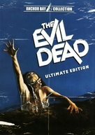 The Evil Dead - DVD cover (xs thumbnail)