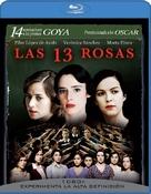 Las 13 rosas - Spanish Movie Poster (xs thumbnail)