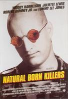 Natural Born Killers - German Movie Poster (xs thumbnail)