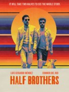 Half Brothers - Movie Cover (xs thumbnail)
