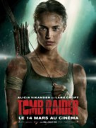 Tomb Raider - French Movie Poster (xs thumbnail)