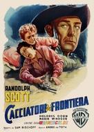 The Bounty Hunter - Italian Movie Poster (xs thumbnail)