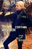Certain Women - Movie Poster (xs thumbnail)