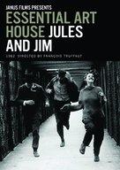 Jules Et Jim - DVD movie cover (xs thumbnail)