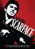 Scarface - French Re-release movie poster (xs thumbnail)