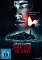 Shutter Island - German Movie Cover (xs thumbnail)