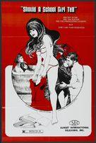 Josefine - das liebestolle Kätzchen - Theatrical poster (xs thumbnail)