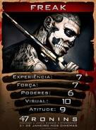 47 Ronin - Brazilian Movie Poster (xs thumbnail)