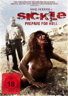 Exit to Hell - German DVD cover (xs thumbnail)