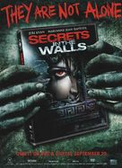 Secrets in the Walls - Video release movie poster (xs thumbnail)