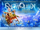 Snezhnaya koroleva - British Movie Poster (xs thumbnail)