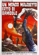 Z.P.G. - Italian Movie Poster (xs thumbnail)