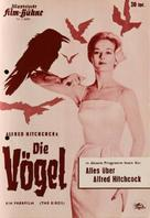 The Birds - German poster (xs thumbnail)