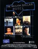 The Million Dollar Hotel - Spanish Movie Poster (xs thumbnail)