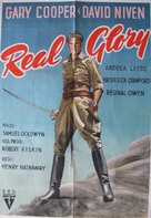 The Real Glory - Norwegian Movie Poster (xs thumbnail)